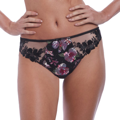 Fantasie Annalise Matching Thong Fl3077 Black