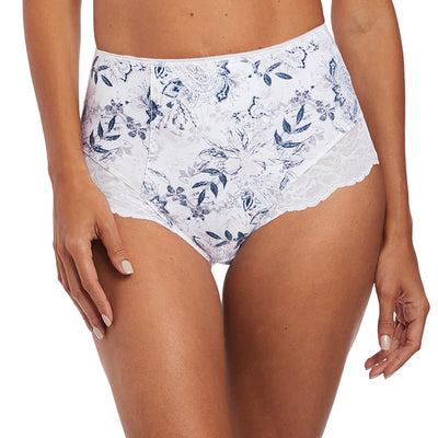Fantasie Carla High Waist Brief FL3088 White