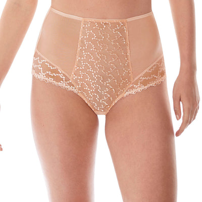 Fantasie Eva High Waist Brief FL6708 Blush