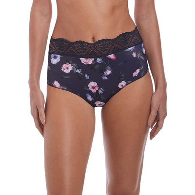 Fantasie Katie High Waist Brief FL3178 Navy