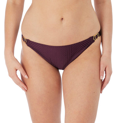 Fantasie Long Island Mid Rise Bikini Brief FS6905 Vino