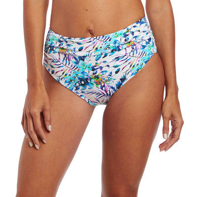 Fantasie Fiji Deep Gathered Swim Brief FS6547 Multi