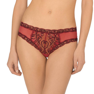 Natori Feathers Hipster 753023 Ruby