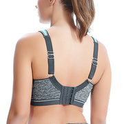 Freya Total Eclipse Soft Cup Sports Bra  AA4000 Carbon