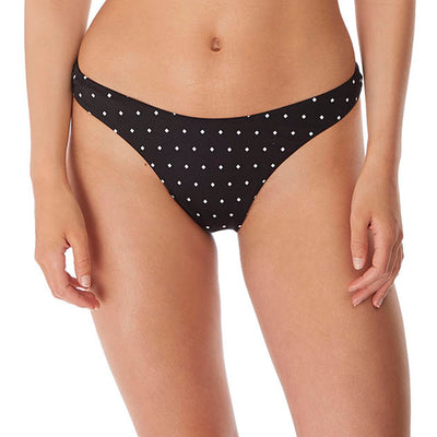 Freya Jewel Cove Brazilian Brief AS7237 Black