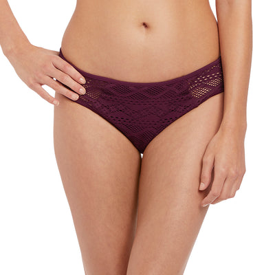 Freya Swim Sundance Hipster Brief AS3976 Black Cherry