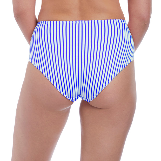 Freya Swim Totally Stripe High Waisted Bikini Brief AS6555 High Waist