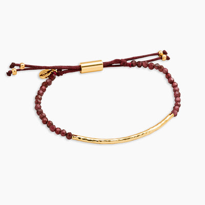 Gorjana Gold Power Gemstone Bracelet For Healing