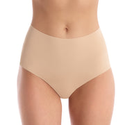 Commando Seamless High Rise HRP01 Nude & Black