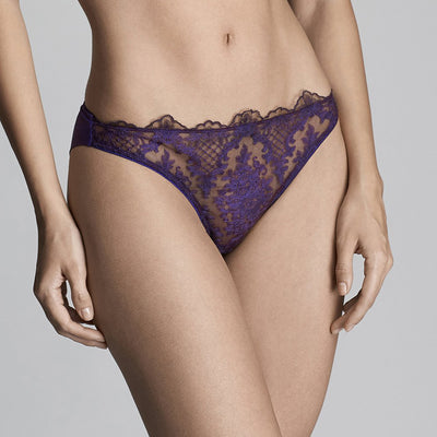 ID Sarrieri Endless Nights Briefs C7335 Plum