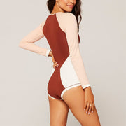 LSpace Mod One Piece Swimsuit CBMDMF19 Desert