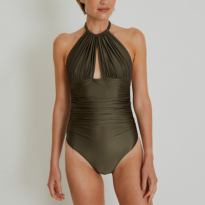 Lenny Niemeyer One Piece Swimsuit 241 Fog