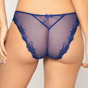 Lise Charmel Dressing Floral Italian Panty ACC0788 Blue