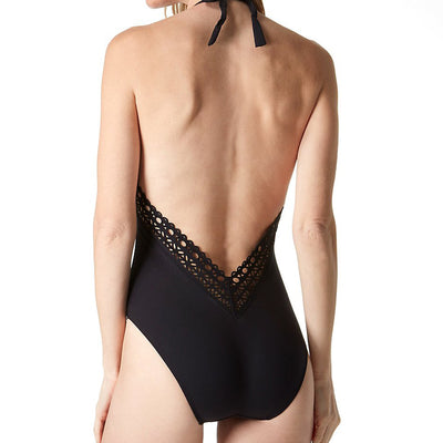 Lise Charmel Ajourage Couture One Piece Swimsuit ABA9815 Black