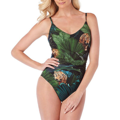 Magicsuit Copy Cat Mikki One Piece 6006425 Forest