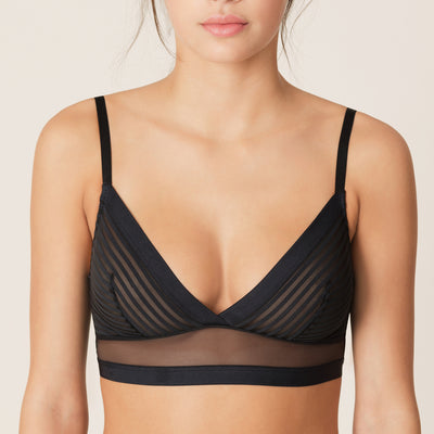 Maire Jo Salvador Soft Bra 012-1894 Black