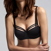 Marlies Dekkers Lady de Paris Balconete Bra (C Cups) 15-420 Black