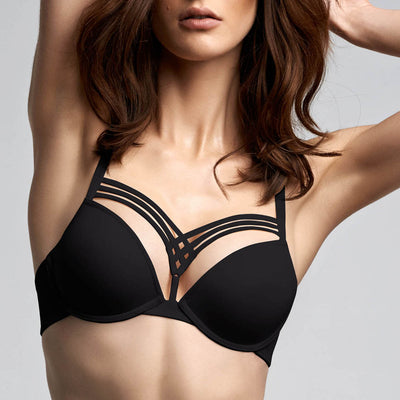 Marlies Dekkers Dame de Paris Push Up Bra 15-4211 Black