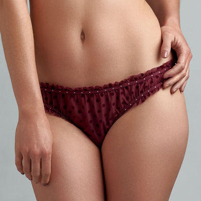 Marlies Dekkers Backstage Boudoir Brief 19-824 Bordeaux