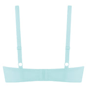 Marlies Dekkers Dame de Paris Push Up Bra 19-2601 Tiffany Blue