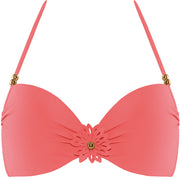Marlies Dekkers La Flor Push Up Bikini Top 19-151 Salmon