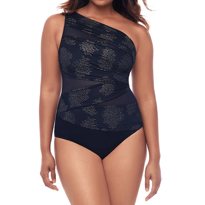 Miraclesuit Sari Not Sari Jena Swimsuit 6529915 Black