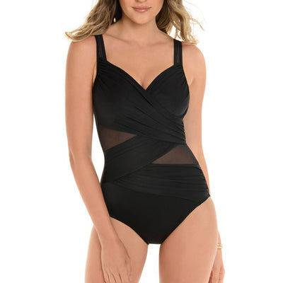 Miraclesuit Network Madero Swimsuit 6516665 Black
