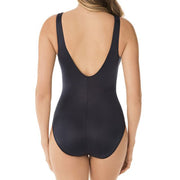 Miraclesuit Rock Solid Arden One Piece Swimsuit 6523072 Midnight