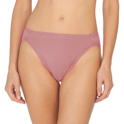 Natori Bliss French Cut Panty 152058 Spanish Rose