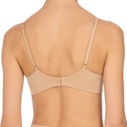 Natori Minimal Convertible Push Up Bra 727229 Cafe