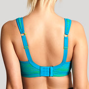 Panache Underwire Sports Bra 5021C Teal/Lime