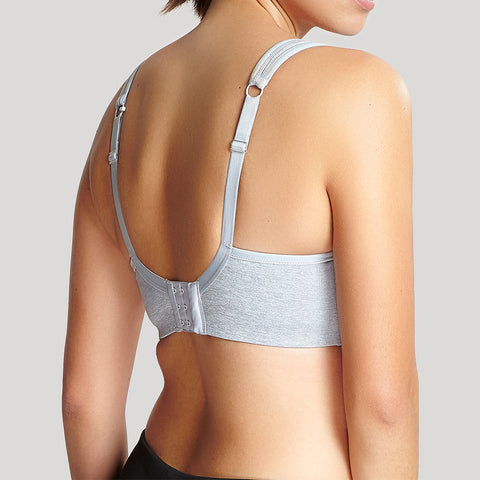 Panache Underwire Sports Bra 5021 Grey Marl
