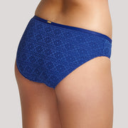 Panache Swim Anya Crochet Classic Pant SW1256 French Blue