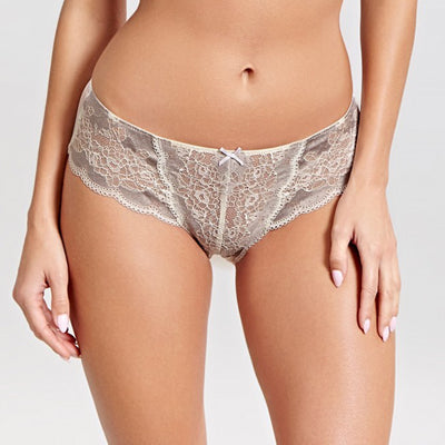 Panache Clara Brief Panty 7253 Dove Brief