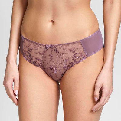 Panache Lois Brief 9593 Mauve Brief