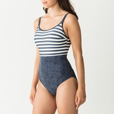 Prima Donna California One Piece Swimsuit 400-4938 Blue