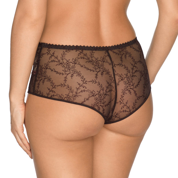 Prima Donna Golden Dreams Luxe Thong 066-2881 Wenge