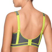 Prima Donna The Sweater Sports Bra 600-0110 Cosmic Grey
