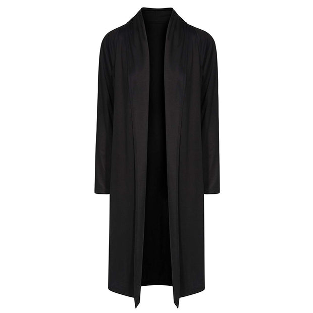 Rösch Curve Lounge Jacket in Waterfall Look 1184521 Black