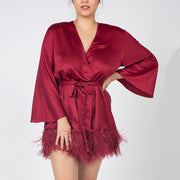 Rya Collection Swan Robe