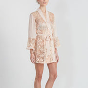 Rya Collection From The Heart Robe 278 Champagne
