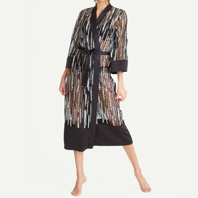 Rya Collection Modesty Robe 397 Black