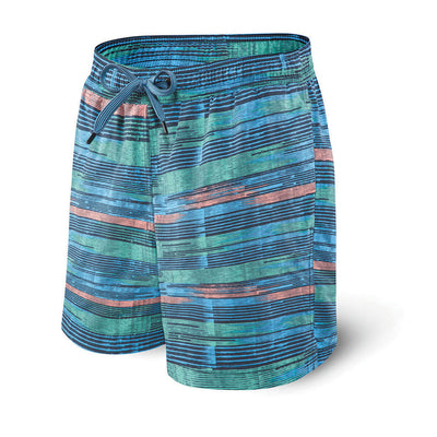 Saxx 2N1 Swim Shorts Cannonball 7'' SXSS30-BPB Blue