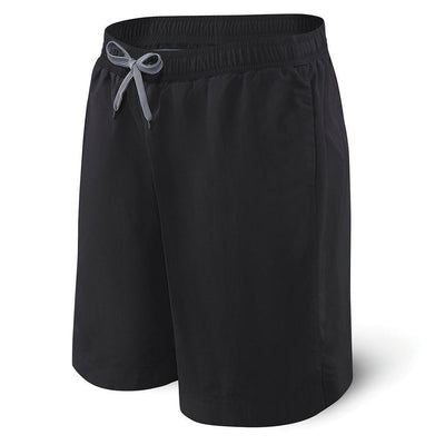 Saxx 2N1 Swim Shorts Cannonball 9'' SXL30-BBB Black