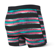 Saxx Vibe Boxer Brief SXBM35 Black Stripe