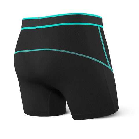 Saxx Kinetic Boxer Brief SXBB27-Blt Black/Tide