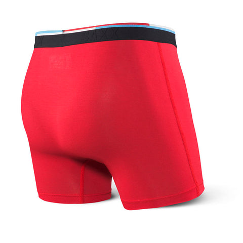 Saxx Vibe Boxer Brief Sxbm35-Rrr Red