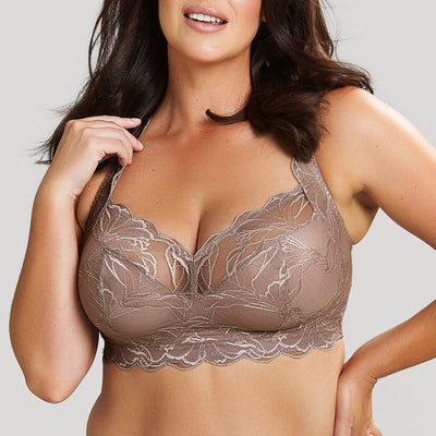 Sculptresse Embrace Non Wired Bralette 10285 Fawn