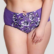 Sculptresse by Panache Chi Chi High Rise Brief 7692 Tulip Brief