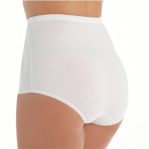 Shadowline Cotton Classics Brief Panty 17021 White